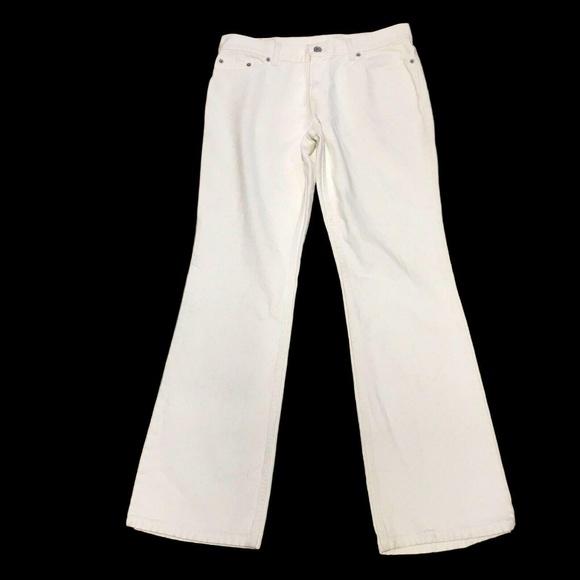Levi's Pants - Levi's 518 Superlow Boot Cut Cords Jeans 32x31 Siz